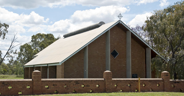 St Paul's Anglican Church Talwood
