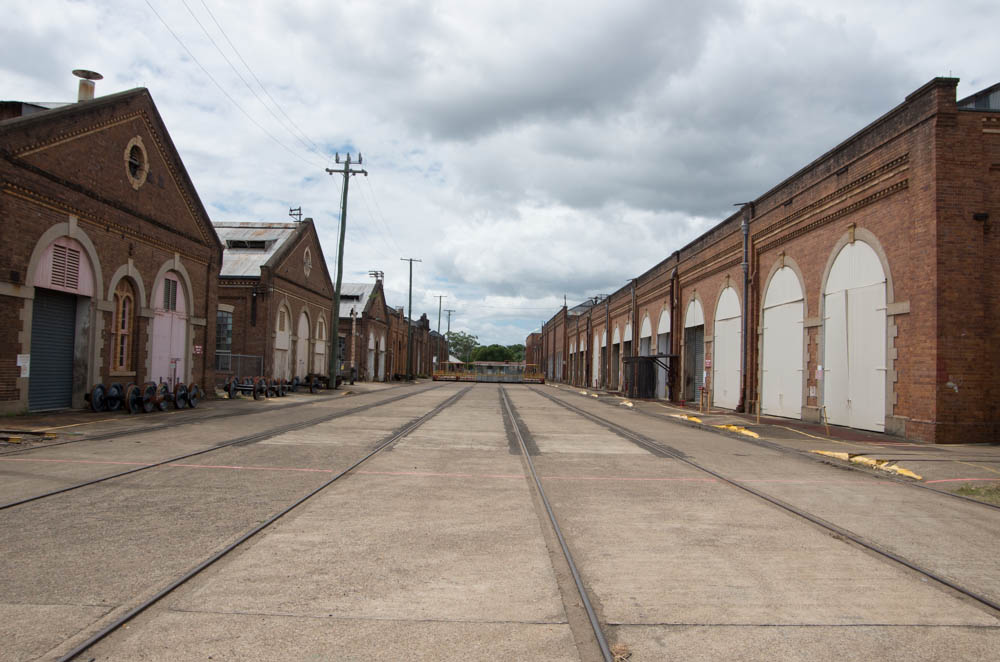 Ipswich Railway Workshops